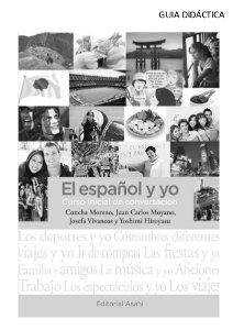 El español y yo. Guía didáctica