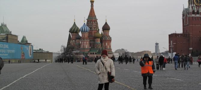 Viaje a Rusia. Sensaciones