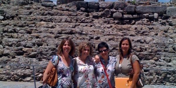 Viajes 2011 y una idea para clase